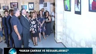 Download HAKAN ÇAKMAK ANISINA HAZIRLANAN 10. KİŞİSEL FOTOĞRAF SERGİSİ AÇILDI Video