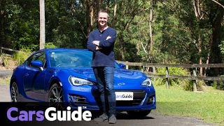 Download Subaru BRZ manual 2017 review | road test video Video