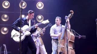 Download Lee Rocker Performs with Broadway's MILLION DOLLAR QUARTET Video
