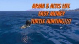 NEW BEST WAY TO MAKE MONEY - ALTIS LIFE - ARMA 3 ASYLUM Free