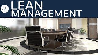Download Lean Management einfach erklärt - Definition, Produktion, Personal, Kunden, Pro & Contra Video