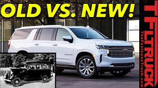 Download Old vs New: The New 2021 Chevrolet Suburban Has HUGE Expectations To Meet! Video