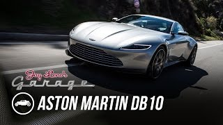 Download James Bond's 2016 Aston Martin DB10 - Jay Leno's Garage Video