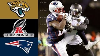 Download Jaguars vs. Patriots | NFL AFC Championship Game Highlights Video