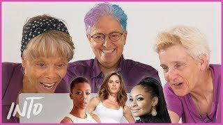 Download Old Lesbians Guess Famous Lesbians Video