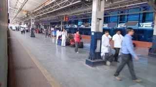 Download Leaving Lokmanya Tilak Terminus On board Netravati express Video