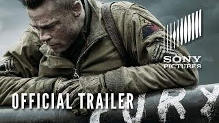 Download FURY - Official Trailer - In Theaters NOW! Video