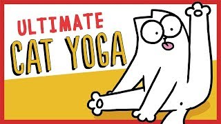 Download Ultimate Cat Yoga - Simon's Cat | GUIDE TO Video
