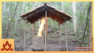 Download Primitive Technology: Barrel Tiled Shed Video