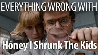 Download Everything Wrong With Honey I Shrunk The Kids Video
