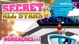 Download Secret Story Habbo: All Stars   Nomeações #1 (22.03.2017) Video