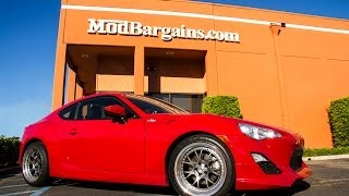Download 2013 Scion FR-S Full Blown Turbo Installation Video