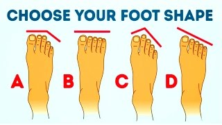 Download WHAT YOUR FOOT SHAPE REVEALS ABOUT YOU Video