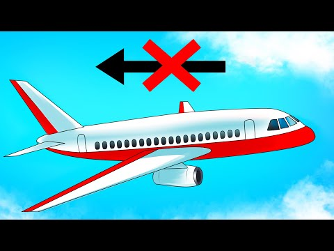 Why Planes Can't Reverse