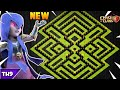 Download NEW TOWN HALL 9 TROPHY/FARMING BASE 2018! TH9 HYBRID FARM BASE WITH REPLAYS!! - CLASH OF CLANS(COC) Video