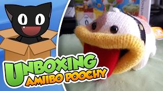Download Unboxing ¡Poochy lanudo! ( Amiibo ) Poochy & Yoshi's Wooly World (Nintendo 3ds) Video