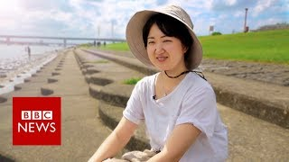 Download Rent-a-sister: Coaxing Japan's hikikomori men out of their bedrooms - BBC News Video
