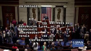 Download U.S. House rejects Farm Bill (C-SPAN) Video