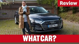 Download 2019 Audi A8 review - the best luxury saloon on sale?   What Car? Video