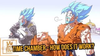 Download Mind Blowing Things About Dragon Ball Z - Time Chamber Explained Video