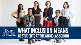 Download Nicholas School Students Speak Out on Inclusion Video