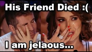 Download He Sings For His Dead Friend... Don't Cry... Simon Cowell Is Emotional and Cries | Jealous Labrinth Video