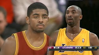 Download Rookie Kyrie Irving vs Kobe Bryant Full Duel Highlights 2012.01.13 - MUST WATCH!! Video