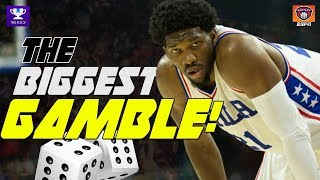 Download The Biggest GAMBLE in Fantasy Basketball 2018! BUST OR STUD? Video