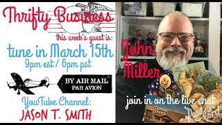 Download Thrifty Business Season 5 #14 John Miller How To Make A Living Selling Postcards On Ebay Video