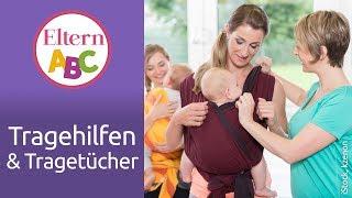 Download Tragehilfen und Tragetücher fürs Baby | Baby | Eltern ABC | ELTERN | Elternratgeber Video