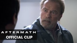 "Download Aftermath (2017 Movie) Official Clip ""Confrontation"" – Arnold Schwarzenegger Video"