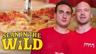 Download How to Make Pizza at Home | Sean in the Wild Video