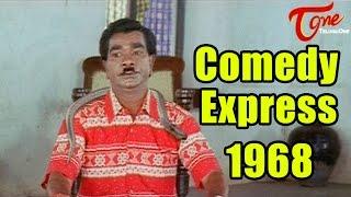 Download Comedy Express 1968 | B 2 B | Latest Telugu Comedy Scenes | #ComedyMovies Video