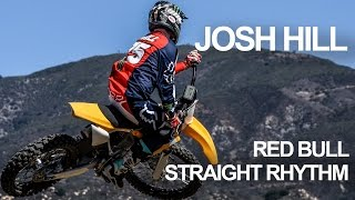 Download Josh Hill rips the Alta Motors electric dirt bike on the Red Bull Straight Rhythm track Video