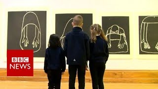 Download Turner Prize 2017: What children make of the nominees - BBC News Video