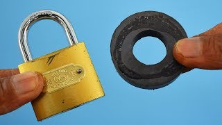 Download Open a Lock with Magnet Video