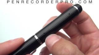 Download HD 720P Spy Pen Camera Video Recording Pen Recorder (HD90 Model) Video