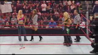 Download Lilian Garcia & Jillian Hall Have A Sing Off Video