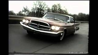 Download 1960 Chrysler 300F - Color Promo Film Featuring Bob Rodger Video