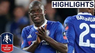 Download Chelsea 1-0 Manchester United - Emirates FA Cup 2016/17 (QF) | Official Highlights Video