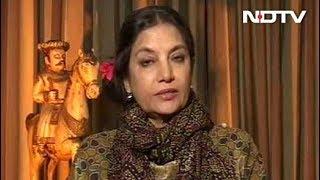 Download Padmavati Row A Failure Of Government, Political Strategy: Shabana Azmi Video