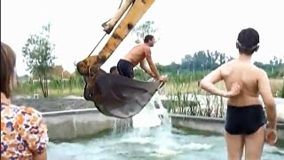 Download Excavator fail / win compilation Video