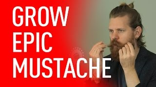 Download How to groom an epic mustache | Eric Bandholz Video