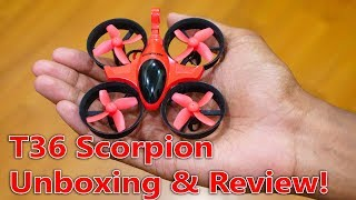 Download 1000Rs Drone!! | T36 Scorpion RC Quadcopter Review & Flight Test Video