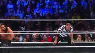 Download TLC 2014 Seth Rollins vs John Cena #1 Contender Match Part 2/3 Video