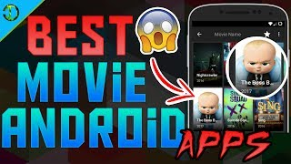 Download Top FREE MOVIES Apps for Android 2017! (BEST Apps To Watch Your Favorite MOVIES in HD) Video