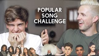 Download Guess The Popular Song (ft. Marcus Butler) Video
