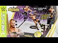Download WWE WrestleMania 34 Toys R Us Exclusive Ring Toy Playset with Randy Orton Review & Unboxing!! Video