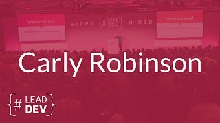 Download Mentoring Junior Engineers @ Slack HQ – Carly Robinson | The Lead Developer UK 2017 Video