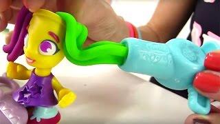Download Парикмахерская ПЛЕЙ ДО - Игрушки для детей - Прически для кукол Video